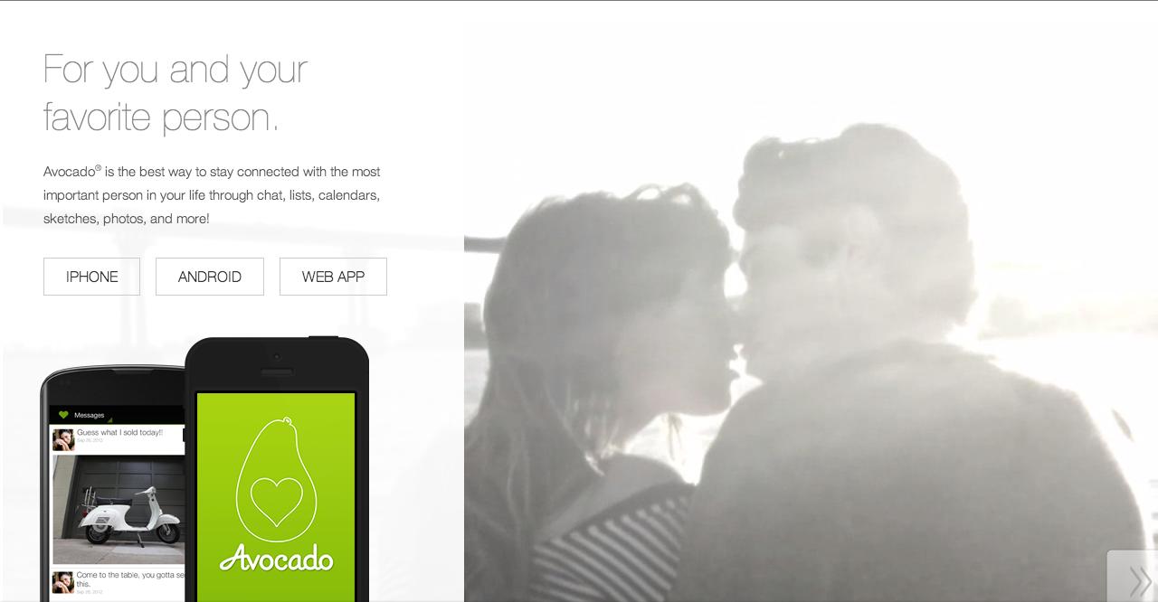 Aplikasi Chatting Romantis