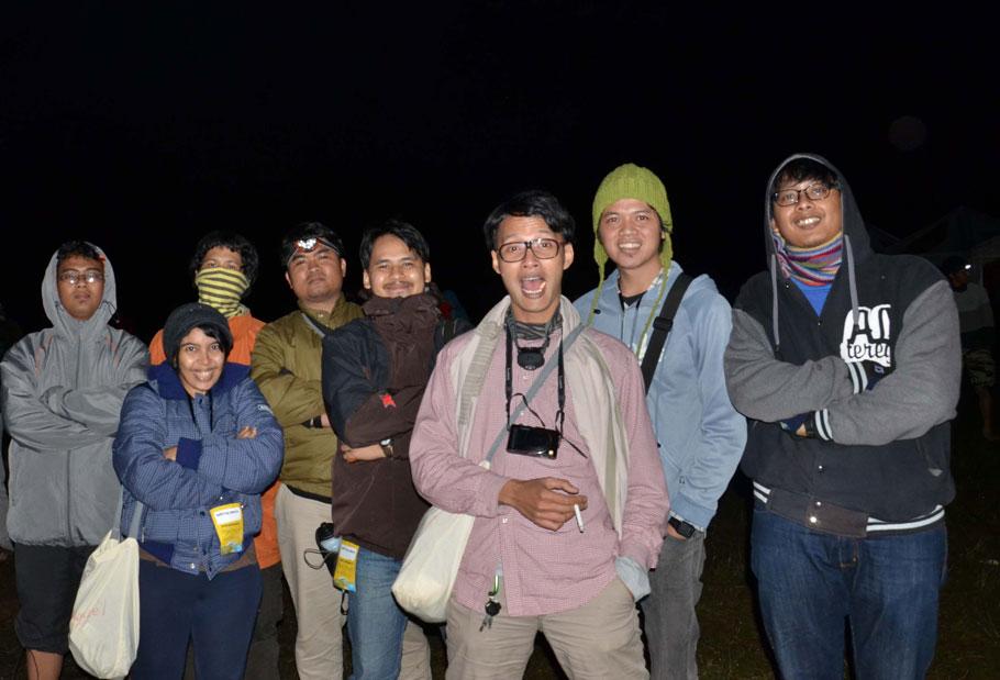 nufolder @ Float2Nature – Dieng Plateau 2012