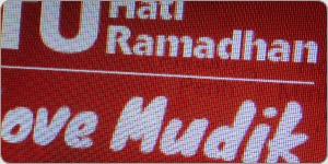 astra honda motor / satu hati ramadhan