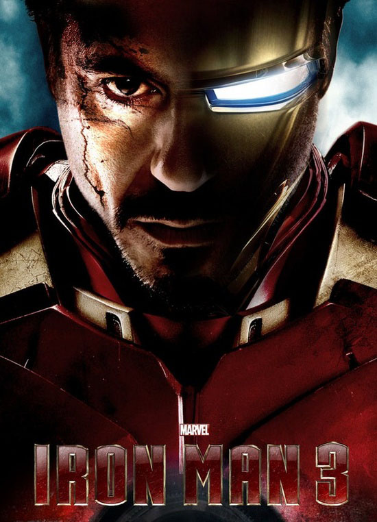Iron Man 3 @ Kemang Village